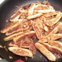 Badische Schupfnudeln (Potato Noodles)