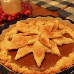 Pumpkin Maple Pie Supreme