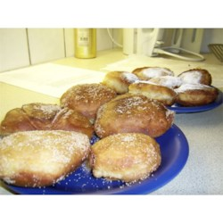 Image of Applesauce Doughnuts, AllRecipes