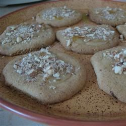 Glazed Orange Spice Cookies Recipe