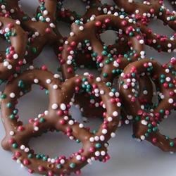 Photo of Chocolate Covered Pretzels by KSTME