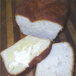 Rich White Bread Recipe