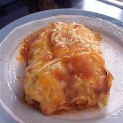 Photo of Easy Four Cheese Lasagna by WITCHED