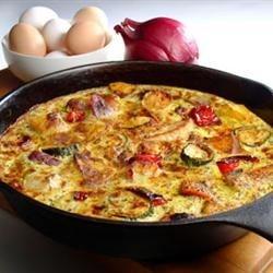 Photo of Potato and Zucchini Frittata by Tatiana