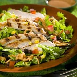 Image of Amy's Barbecue Chicken Salad, AllRecipes