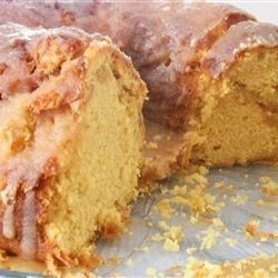 Irish Cream Bundt Cake Recipe