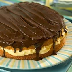 Boston Cream Pie I