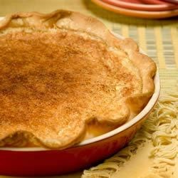 Buttermilk Pie III Recipe