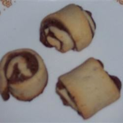 Rugelach with Cream Cheese Filling Recipe