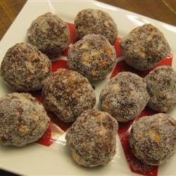 Steph's Bourbon Balls