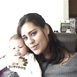 Anthony and Mommy