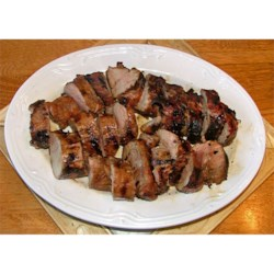 Marinated Pork Roast Recipe