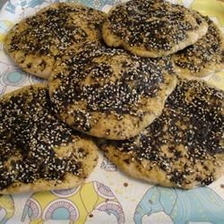 Photo of Za'atar Bread by Lady at the Stove