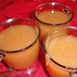 Wassail Punch I Recipe