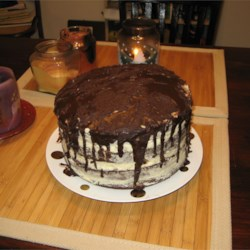 Grandma's Fudge Cake Recipe
