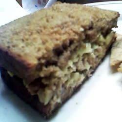 Image of Apple-Curry Tuna Melts, AllRecipes