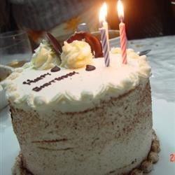 bros b-day cake