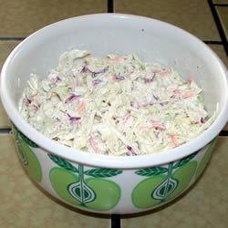 Buttermilk Coleslaw