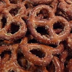 Marinated Pretzels Recipe