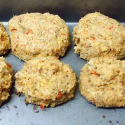 Salmon and Shrimp Cakes by Chef Bubba