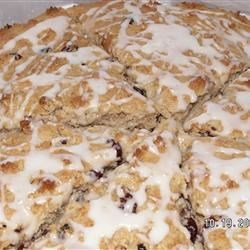 Maple Nut Scones