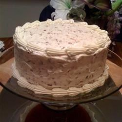 Nutty Cream Cheese Frosting Recipe