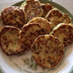 Perfect Cauliflower Fritters
