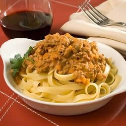 North Italian Meat Sauce (Ragu Bolognese) Recipe