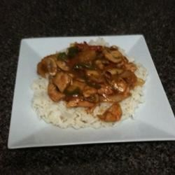 Teriyaki and Pineapple Chicken |