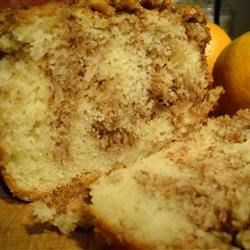 Cinnamon Coconut Loaf Recipe