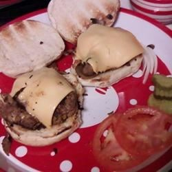 Photo of The Perfect Hamburger by Taste of Home's Fast Family Favorites