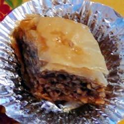 Baklava I Recipe
