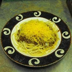Image of Authentic Cincinnati Chili, AllRecipes