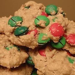 Oatmeal MM Cookies