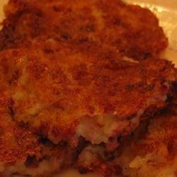 Corned Beef Hash Cakes Recipe