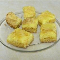 Cake Bars