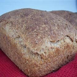 Swedish Rye Bread II Recipe