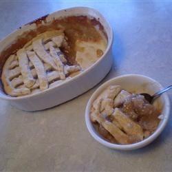 Granpa's apple cobbler