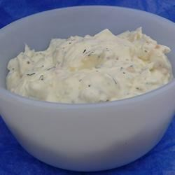 Garlic and Herb Cream Cheese