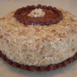 Coconut Pecan Frosting II Recipe