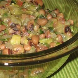 Texas Caviar with Avocado Recipe