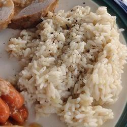 Apple Spice Rice