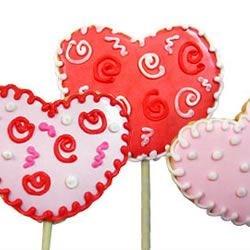 Lollipop Cookie Valentines
