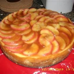 Image of Apple Cinnamon Cheesecake By EAGLE BRAND®, AllRecipes