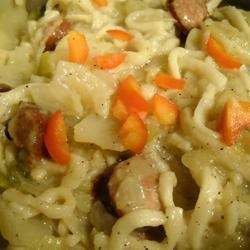 Polish Noodles Recipe