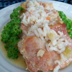 Pork Chops a la Slow Cooker