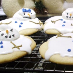 Michelle's Soft Sugar Cookies Recipe