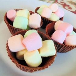 Mini Chocolate Cups
