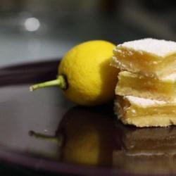 Lemon Bars I