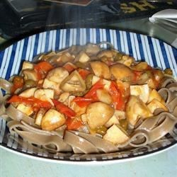 Photo of Porcini Mushroom Pasta by Robyn Webb